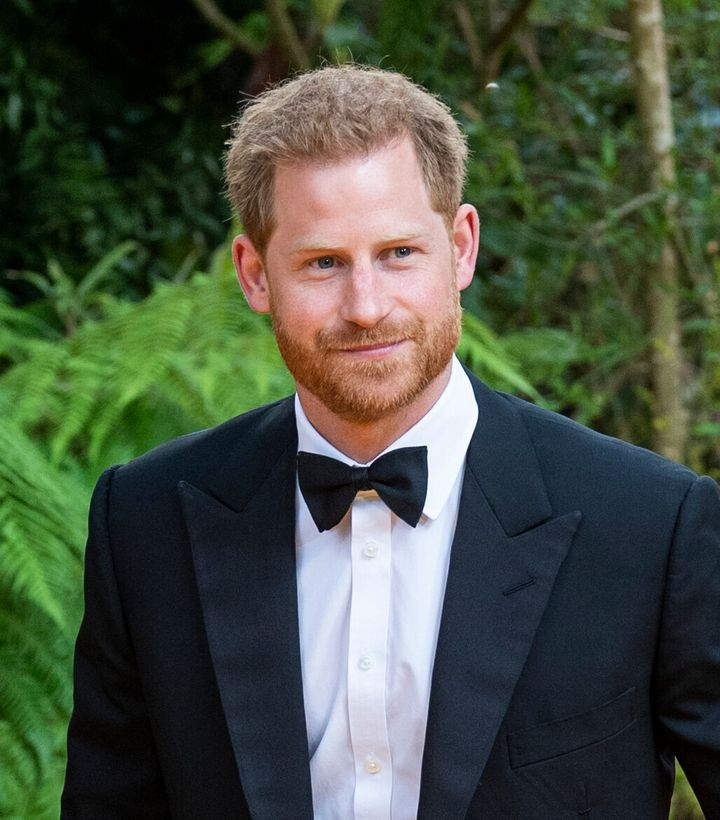 """""""Prince Harry will share, for the very first time, the definitive account of the experiences, adventures, losses, and l"""