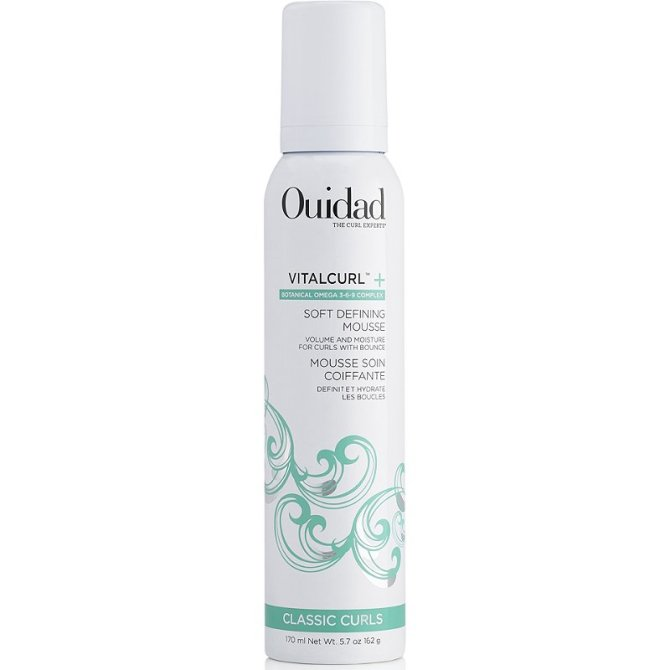 Ouidad  VitalCurl+ Soft Defining Mousse