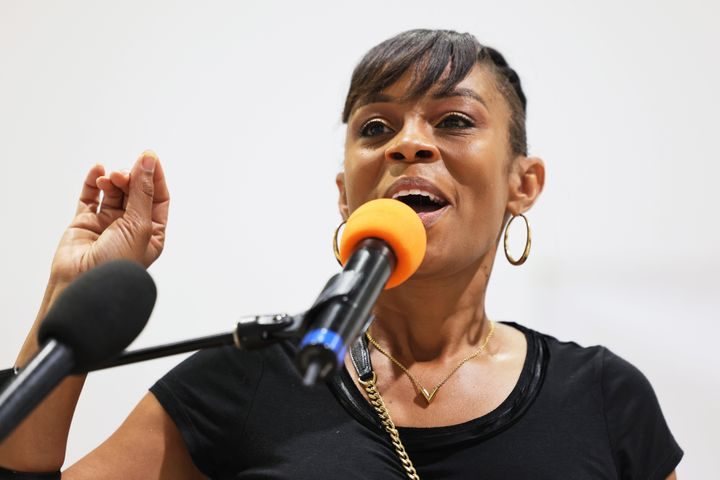 Shontel Brown, a Cuyahoga County councilwoman, won the special Democratic primary in Ohio's 11th Congressional District. She
