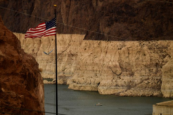 Lake Mead's